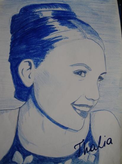 Thalía by kleiwthalia
